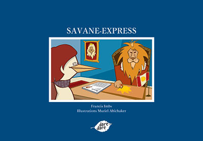 Savane-Express - Coin Biblio - dare-dare